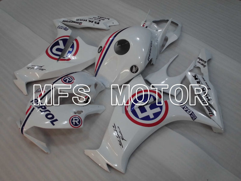 Injection ABS Fairing For Honda CBR1000RR 2012-2016 - Repsol - White - MFS3015 - shopping and wholesale