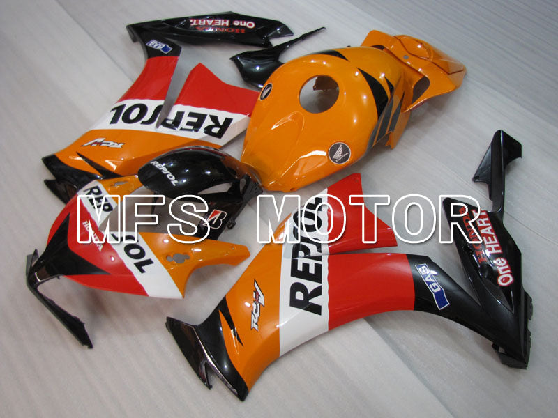 Injection ABS Fairing For Honda CBR1000RR 2012-2016 - Repsol - Black Orange Red - MFS3016 - shopping and wholesale