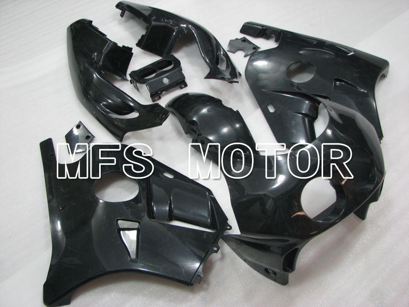 Injection ABS Fairing For HONDA CBR250RR MC22 1990-1998 - Factory Style - Black - MFS3024 - shopping and wholesale