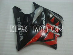 Injection ABS Fairing For Honda CBR600 F3 1995-1996 - Fabriksstil - Sort Rød - MFS3049 - Shopping og engros