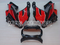 Carenatura ABS per Honda CBR600 F2 1991-1994 - Factory Style - Black Red - MFS3092 - shopping e ingrosso