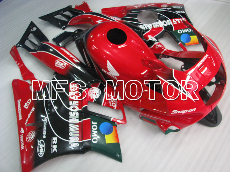 ABS Fairing For Honda CBR600 F2 1991-1994 - JOMO - Svart Rød - MFS3112 - Shopping og engros