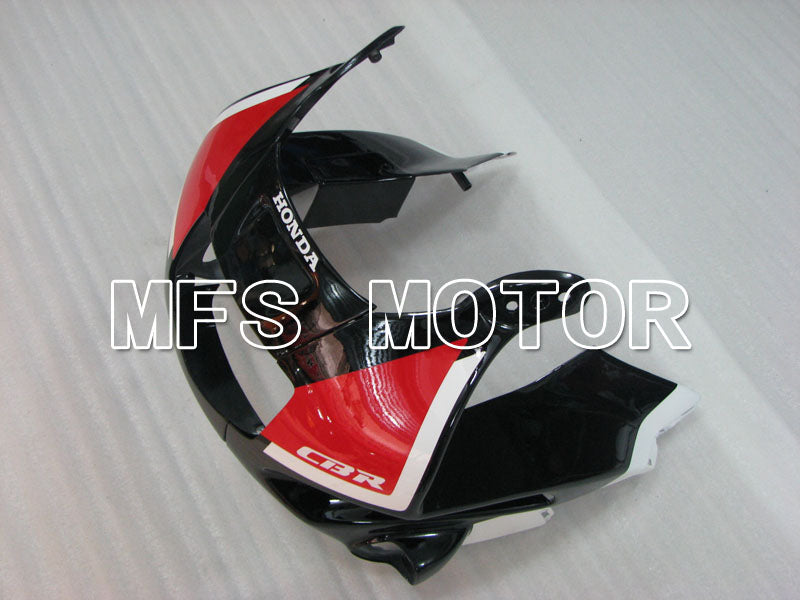 ABS Fairing For Honda CBR600 F2 1991-1994 - Fabriksstil - Sort Rød Hvid - MFS3114 - Shopping og engros