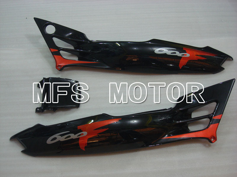 ABS Fairing For Honda CBR600 F2 1991-1994 - Fabriksstil - Sort Rød - MFS3115 - Shopping og engros