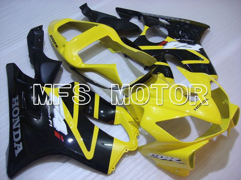Injection ABS Fairing For Honda CBR600 F4i 2001-2003 - Factory Style - Black Yellow - MFS3161 - shopping and wholesale
