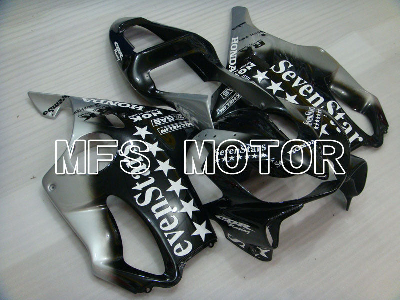 Injection ABS Fairing For Honda CBR600 F4i 2001-2003 - SevenStars - Black Silver - MFS3163 - shopping and wholesale