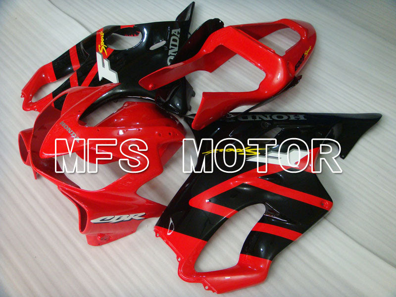 Injection ABS Fairing For Honda CBR600 F4i 2001-2003 - Fabrikkstil - Svart Rød - MFS3177 - Shopping og engros