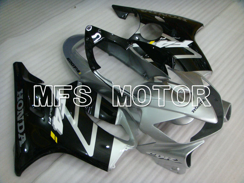Injection ABS Fairing For Honda CBR600 F4i 2004-2007 - Factory Style - Black Silver - MFS3184 - shopping and wholesale