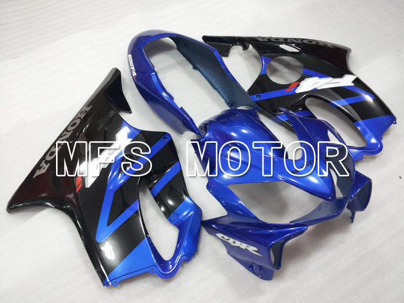 Injection ABS Fairing For Honda CBR600 F4i 2004-2007 - Factory Style - Black Blue - MFS3186 - shopping and wholesale