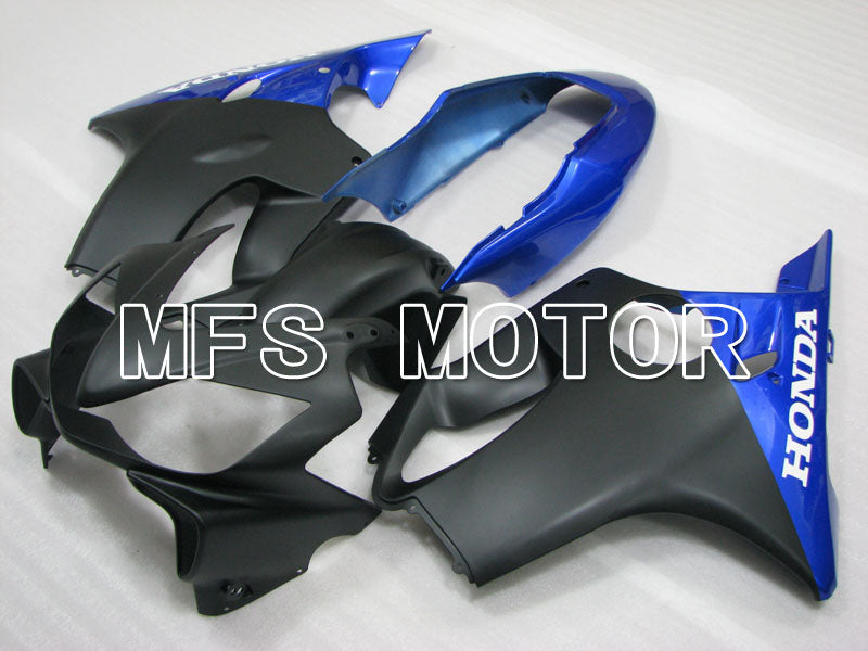 Injection ABS Fairing For Honda CBR600 F4i 2004-2007 - Fabrikkstil - Svart Blå Matte - MFS3187 - Shopping og engros