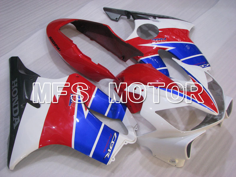 Injection ABS Fairing For Honda CBR600 F4i 2004-2007 - HRC - Blue Red White - MFS3189 - shopping and wholesale