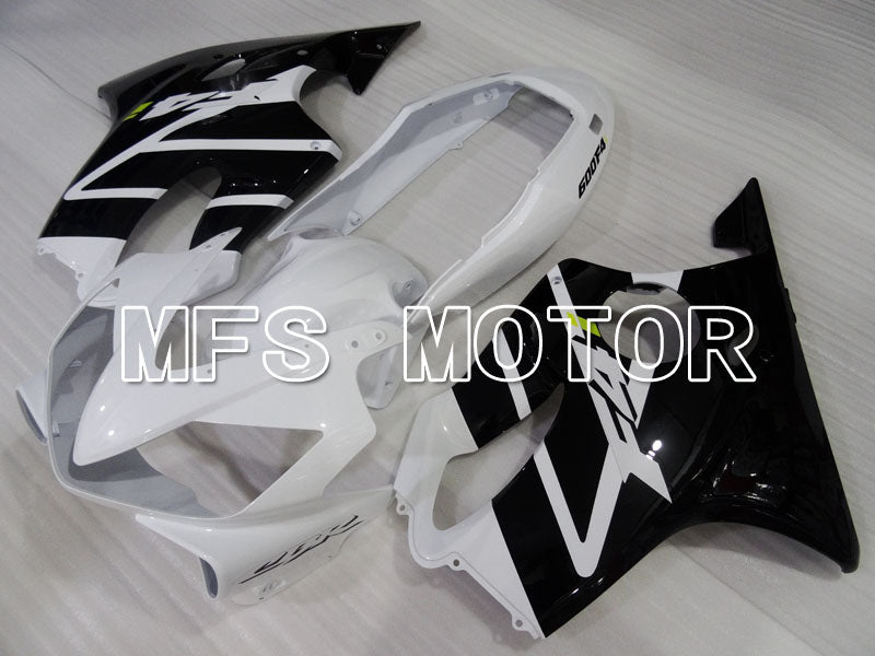 Injection ABS Fairing For Honda CBR600 F4i 2004-2007 - Factory Style - Black White - MFS3190 - shopping and wholesale