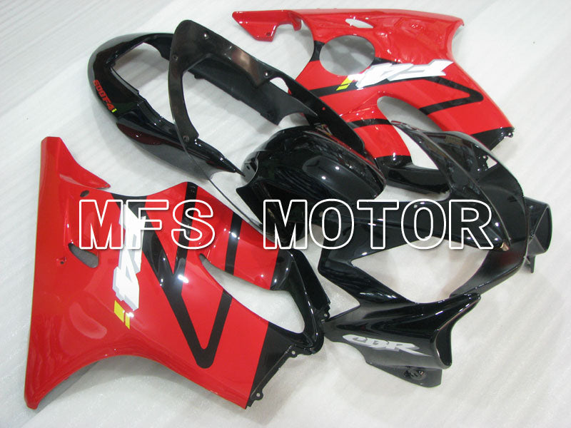Injection ABS Fairing For Honda CBR600 F4i 2004-2007 - Fabrikkstil - Svart Rød - MFS3192 - Shopping og engros