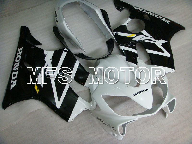Injection ABS Fairing For Honda CBR600 F4i 2004-2007 - Factory Style - Black White - MFS3193 - shopping and wholesale