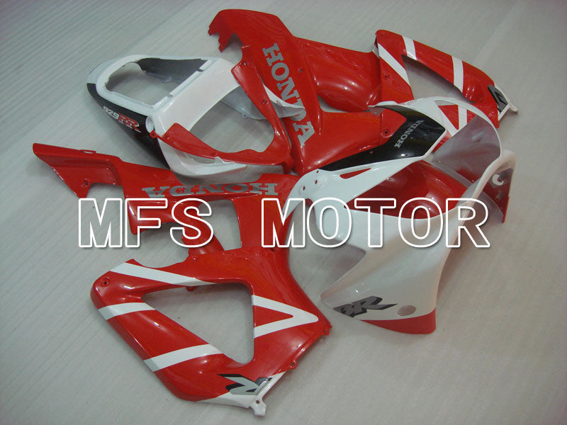 Injection ABS Fairing For Honda CBR900RR 929 2000-2001 - Factory Style - Red White - MFS3204 - shopping and wholesale