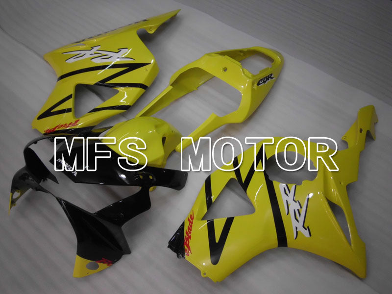 Injection ABS Fairing For Honda CBR900RR 954 2002-2003 - Factory Style - Black Yellow - MFS3222 - shopping and wholesale