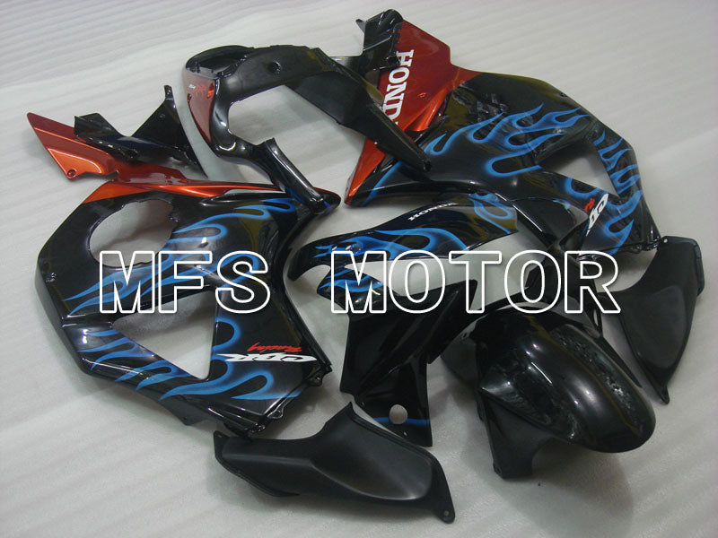 Injection ABS Fairing For Honda CBR900RR 954 2002-2003 - Flame - Black Blue - MFS3227 - shopping and wholesale