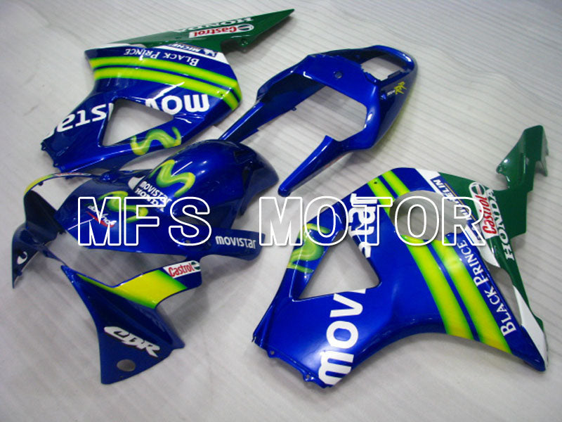 Injection ABS Fairing For Honda CBR900RR 954 2002-2003 - Movistar - Blue - MFS3229 - shopping and wholesale