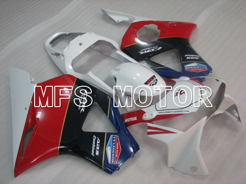 Injection ABS Fairing For Honda CBR900RR 954 2002-2003 - Factory Style - Blue Red White - MFS3237 - shopping and wholesale