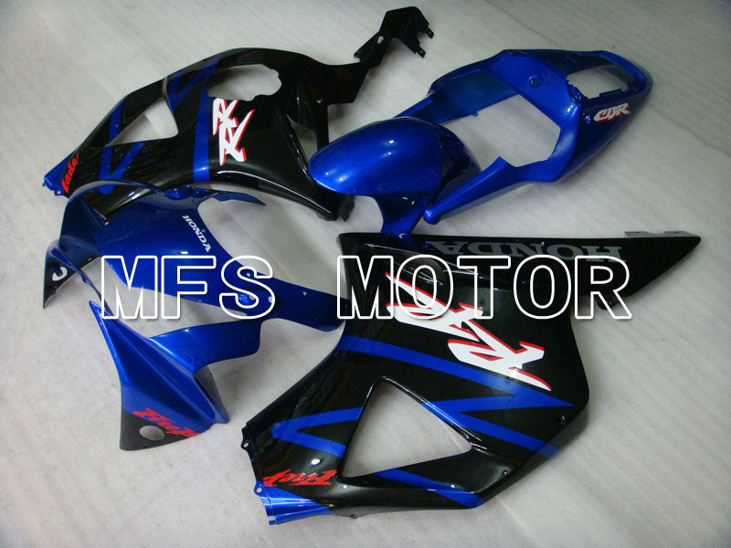 Injection ABS Fairing For Honda CBR900RR 954 2002-2003 - Factory Style - Black Blue - MFS3241 - shopping and wholesale
