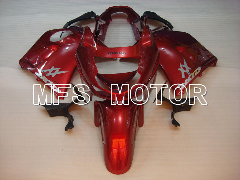 Injection ABS Fairing For Honda CBR1100XX 1996-2007 - Factory Style - Red - MFS3251 - shopping and wholesale