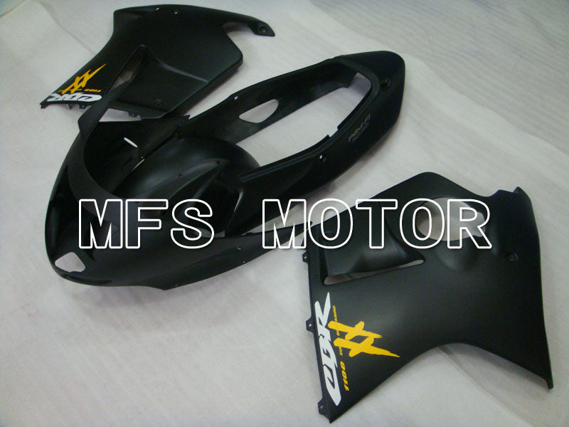 Injection ABS Fairing For Honda CBR1100XX 1996-2007 - Fabrikkstil - Svart Matte - MFS3253 - Shopping og engros