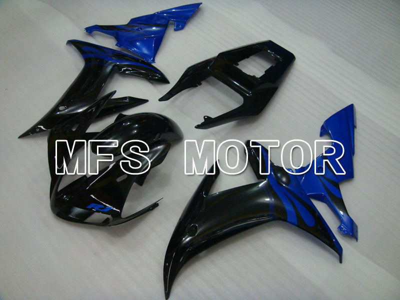 Injection ABS Fairing til Yamaha YZF-R1 2002-2003 - Fabriksstil - Blå Sort - MFS3292 - Shopping og engros