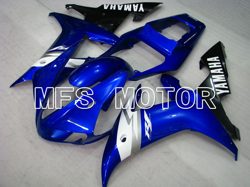 Injection ABS Fairing til Yamaha YZF-R1 2002-2003 - Fabriksstil - Blå Sort - MFS3317 - Shopping og engros