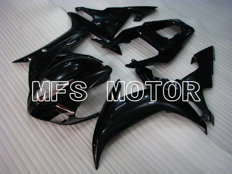 Injection ABS Fairing For Yamaha YZF-R1 2002-2003 - Factory Style - Black - MFS3322 - shopping and wholesale