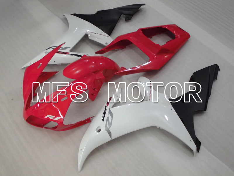 Injection ABS Fairing For Yamaha YZF-R1 2002-2003 - Fabriksstil - Pink Hvid - MFS3324 - Shopping og engros