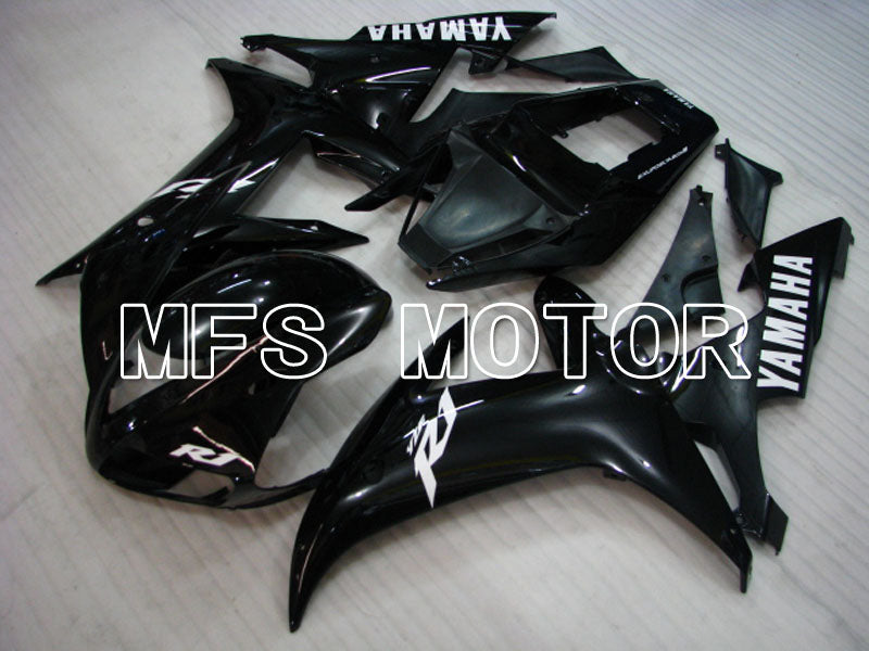 Injection ABS Fairing til Yamaha YZF-R1 2002-2003 - Fabriksstil - Sort - MFS3328 - Shopping og engros