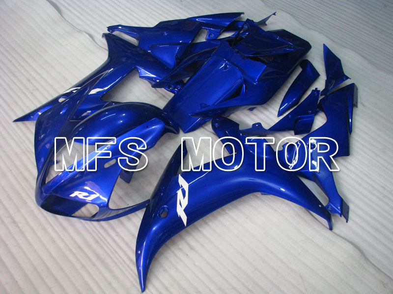 Injection ABS Fairing til Yamaha YZF-R1 2002-2003 - Fabriksstil - Blå - MFS3335 - Shopping og engros