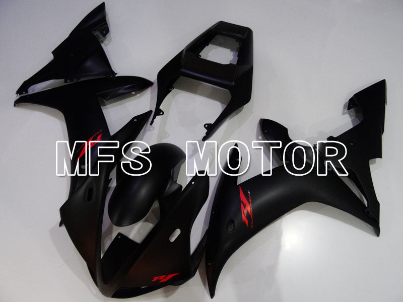 Injection ABS Fairing til Yamaha YZF-R1 2002-2003 - Fabriksstil - Sort - MFS3341 - Shopping og engros