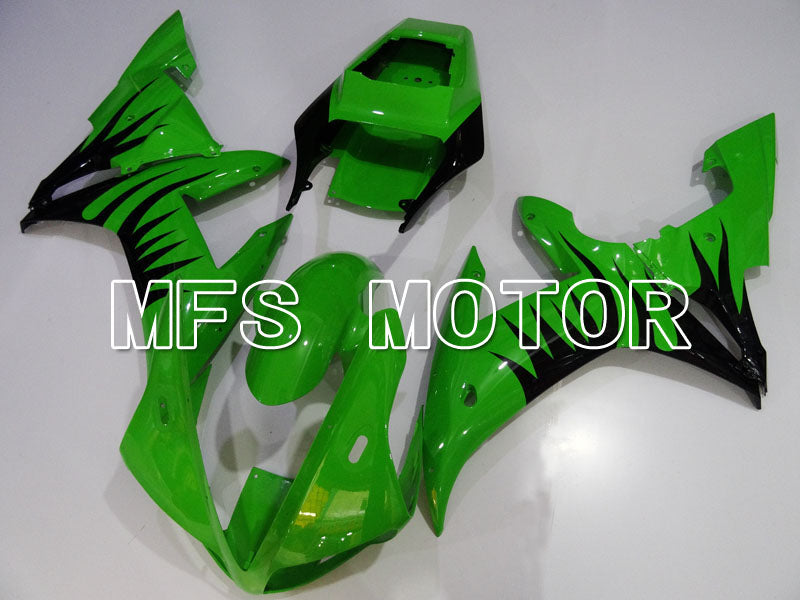 Injection ABS Fairing til Yamaha YZF-R1 2002-2003 - Andre - Sort Grøn - MFS3346 - Shopping og engros