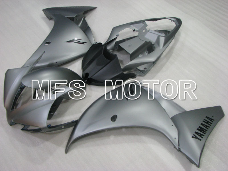 Injection ABS Fairing For Yamaha YZF-R1 2012-2014 - Fabriksstil - Sølvmatte - MFS3463 - Shopping og engros