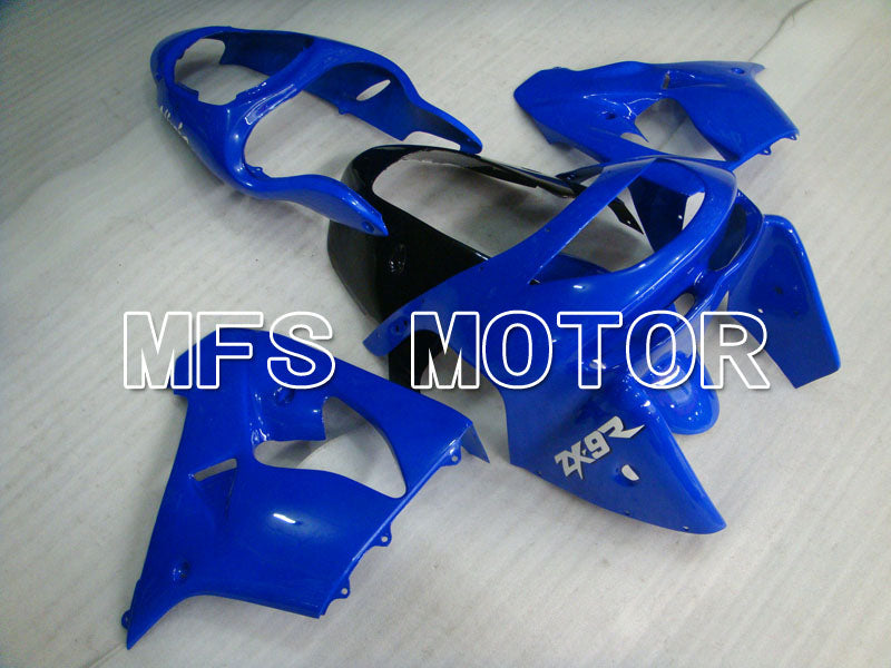 ABS Fairing For Kawasaki Kawasaki NINJA ZX9R 1998-1999 - Factory Style - Blue - MFS3916 - shopping and wholesale