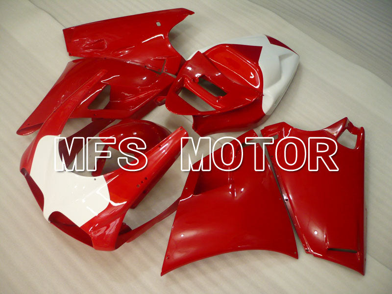 Injection ABS Fairing For Ducati 748 / 998 / 996 1994-2002 - Factory Style - Red White - MFS3966 - shopping and wholesale