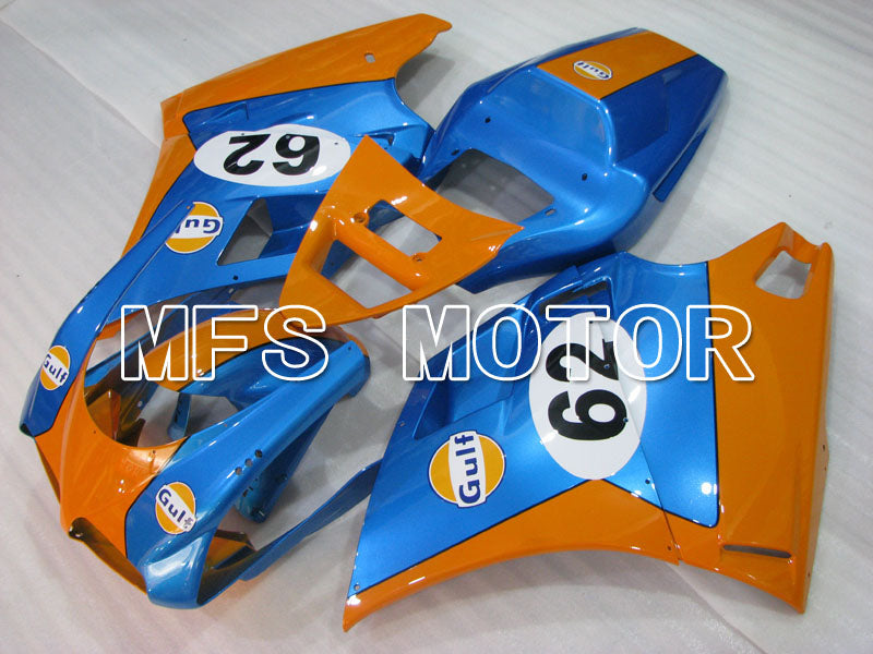 Injection ABS Fairing For Ducati 748 / 998 / 996 1994-2002 - Golf - Blå Orange - MFS3980 - Shopping og engros