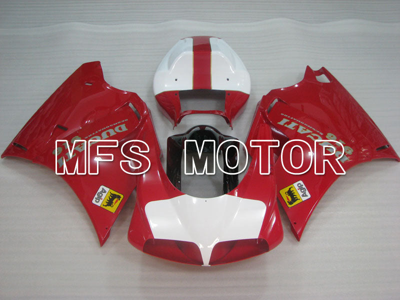 Injection ABS Fairing For Ducati 916 1994-1998 - Factory Style - Red - MFS3989 - shopping and wholesale