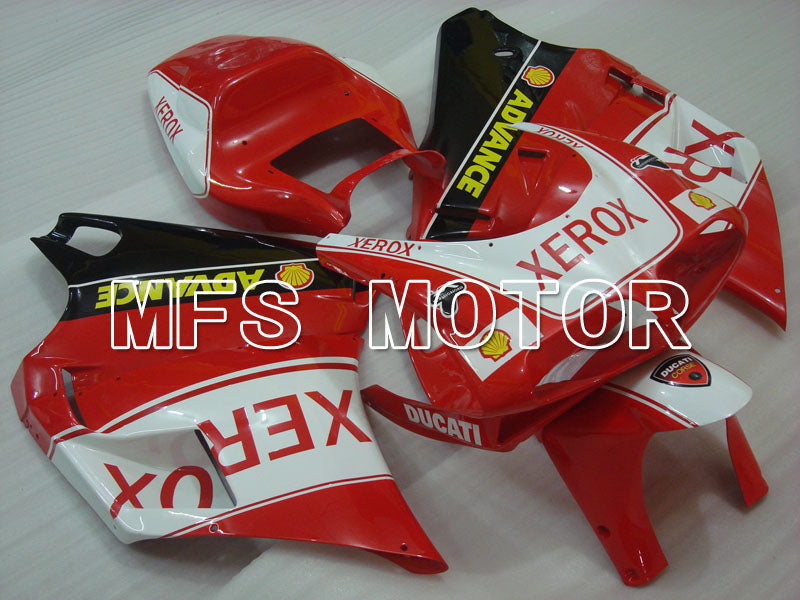 Injection ABS Fairing For Ducati 916 1994-1998 - Xerox - Red White - MFS3992 - shopping and wholesale