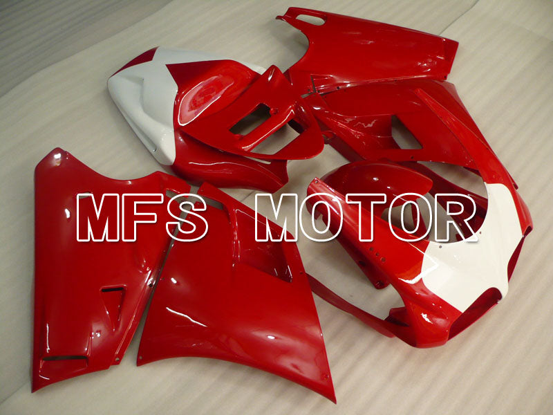 Injection ABS Fairing For Ducati 916 1994-1998 - Factory Style - Red - MFS4000 - shopping and wholesale