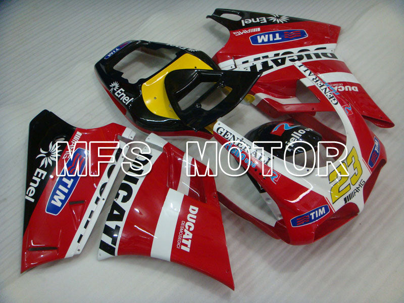 Injection ABS Fairing For Ducati 916 1994-1998 - Others - Red White - MFS4030 - shopping and wholesale