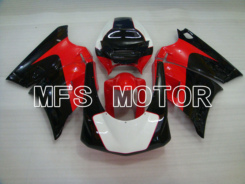 Injection ABS Fairing For Ducati 916 1994-1998 - Factory Style - Red Black - MFS4035 - shopping and wholesale