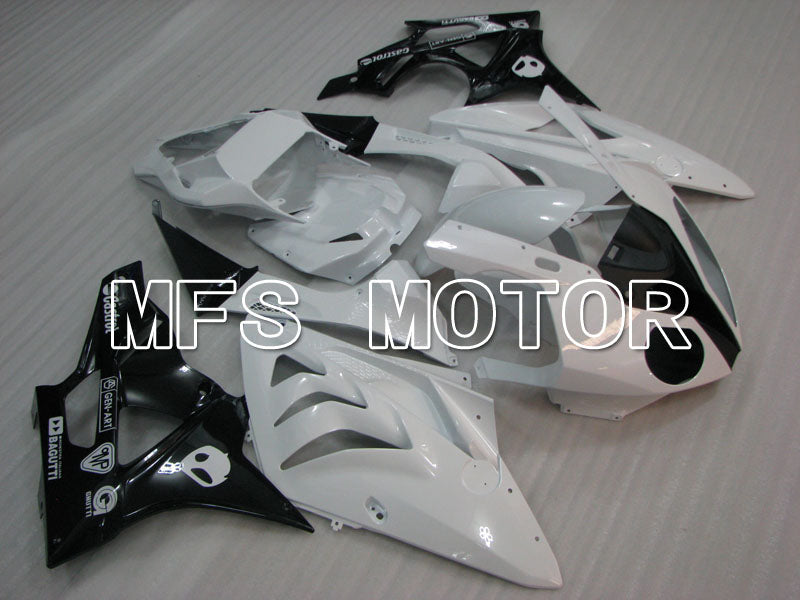 Injection ABS Fairing för BMW S1000RR 2009-2014 - Fabriksstil - Svartvit - MFS4166 - Shopping och grossist