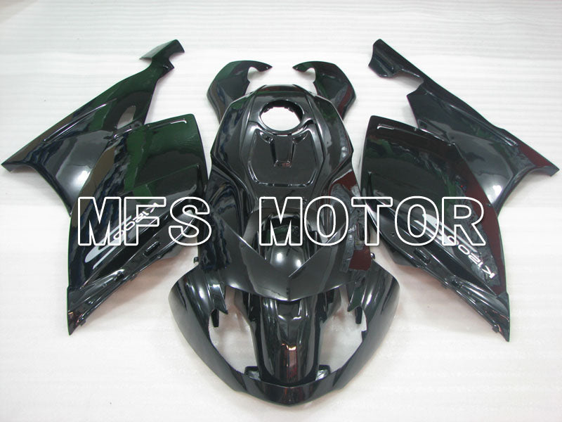 ABS Fairing til BMW K1200S 2005-2008 - Fabriksstil - Sort - MFS4170 - Shopping og engros