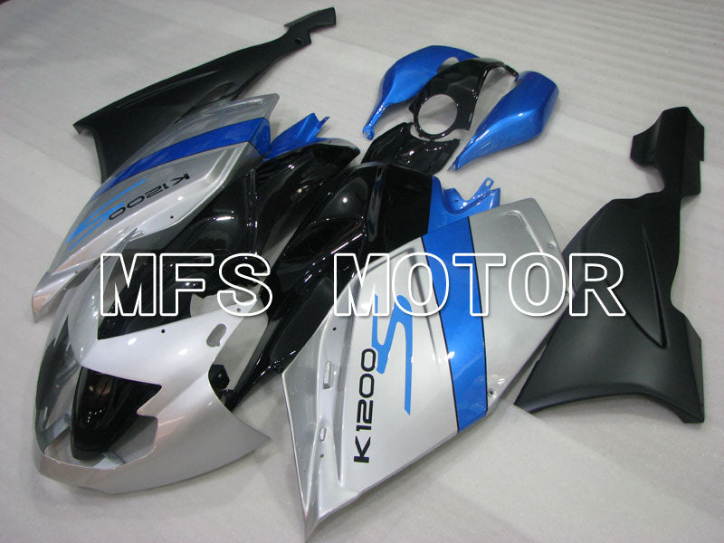 ABS Fairing For BMW K1200S 2005-2008 - Factory Style - Black Blue Silver - MFS4175 - shopping and wholesale