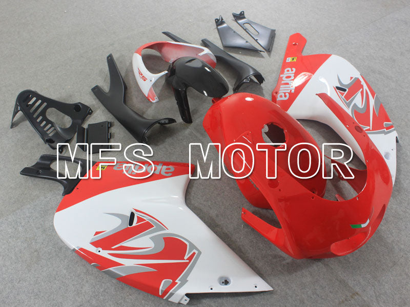 ABS Fairing For Aprilia RS125 2000-2005 - Andre - Rød Hvit - MFS4202 - Shopping og engros
