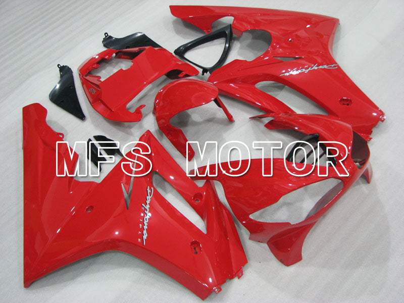 Injection ABS Fairing For Triumph Daytona 675 2009-2012 - Factory Style - Red - MFS4213 - shopping and wholesale