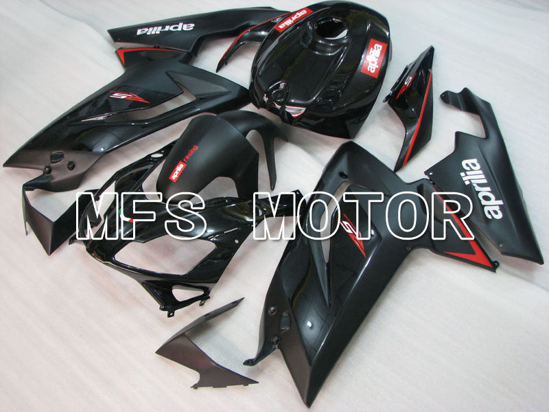 Injection ABS Fairing For Aprilia RS125 2006-2011 - Fabriksstil - Sort - MFS4219 - Shopping og engros