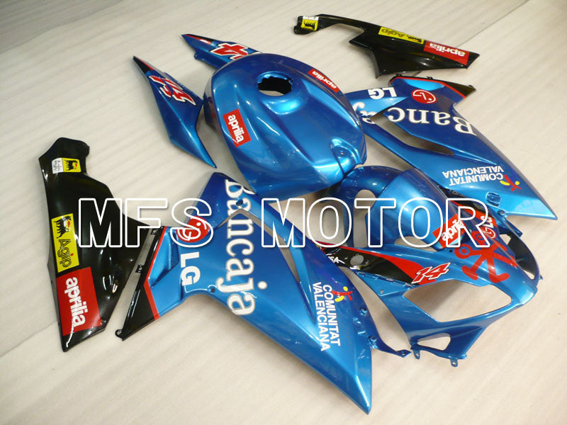 Injection ABS Fairing For Aprilia RS125 2006-2011 - Andre - Svart Blå - MFS4222 - Shopping og engros